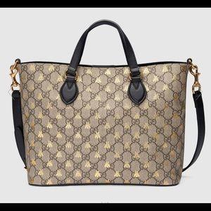 Gucci Tote soft supreme bag